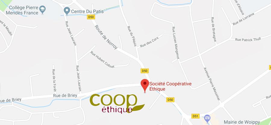 Coop éthique à Woippy, 20 rue de Briey
